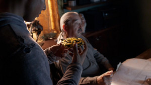 Justin Rain as Quentin McCawley in Defiance