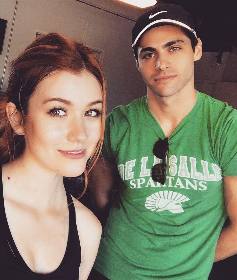 Kat and Matt