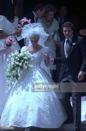 Kennedy/Cuomo Wedding 1990