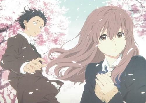 Koe no Katachi fondo de pantalla titled Koe no Katachi.
