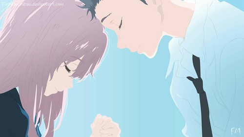 Koe no Katachi wallpaper called Koe no Katachi.