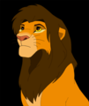 Kopa  - the-lion-king fan art