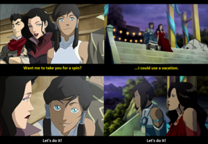 Korrasami coming full circle