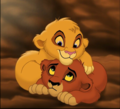 Kovu and Vitani  - the-lion-king fan art