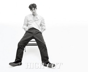 LEE JONG SUK COVERS HIGH CUT VOL. 204