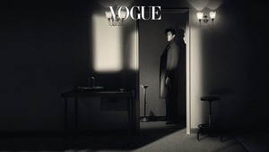 LEE JONG SUK FOR SEPTEMBER 2017 VOGUE
