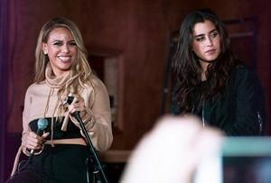 Lauren and Dinah