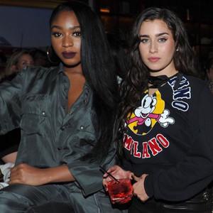 Lauren and Normani