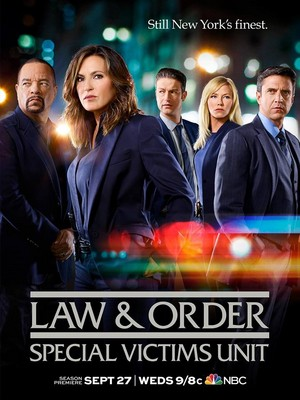 Law & Order: Special Victims Unit - Season 19 Poster
