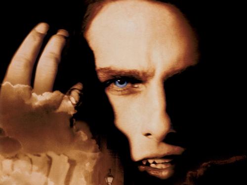 Interview With The Vampire Обои titled Lestat