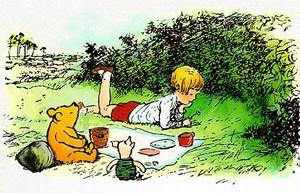 Let's have a picnic, Berni :)