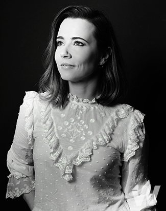 Linda Cardellini - The membungkus, bungkus Photoshoot - 2017