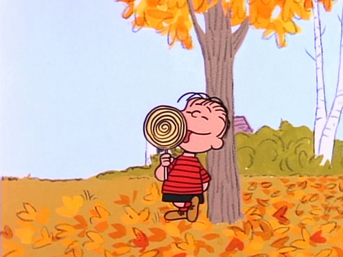 Peanuts wallpaper entitled Linus