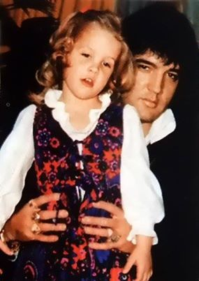 Lisa Marie And Her Father, Elvis Presley