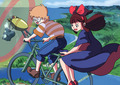 Little Witch Academia - Kiki's Delivery Service - Akko and Lotte
