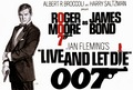 Live And Let Die - james-bond fan art
