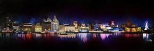 Liverpool Skyline... Header/Banner