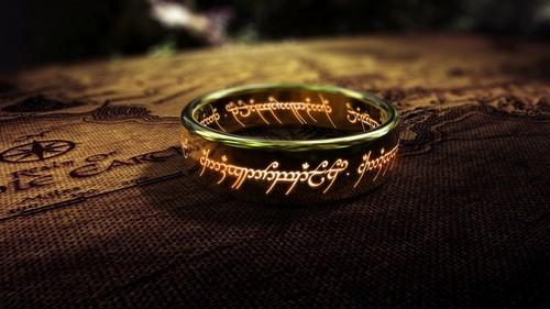 द लॉर्ड ऑफ द रिंग्स वॉलपेपर called Lord of the Rings
