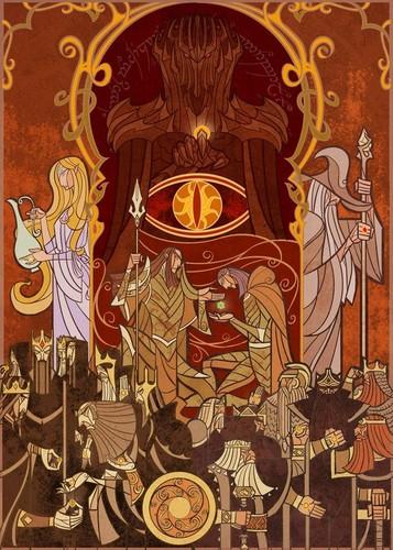 द लॉर्ड ऑफ द रिंग्स वॉलपेपर entitled Lord of the Rings.