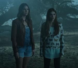 Lydia and Malia