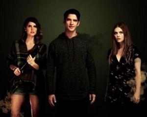 Malia, Scott, Lydia