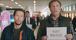 Mark Wahlberg as Dusty Mayron in Daddy's inicial 2 (2017)