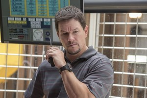 Mark Wahlberg as Mike Williams in Deepwater Horizon (2016)