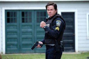 Mark Wahlberg as Tommy Saunders in Patriots دن (2016)