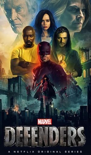 Marvel's The Defenders Season 1 Poster