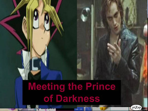 Meeting the Prince of Darkness