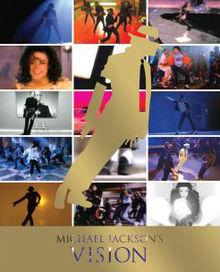 Michael Jackson's Vision DVD Set