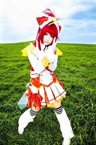 Mitsuki Sakai वॉलपेपर titled Mitsuki in My Dragon