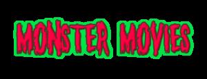 Monster phim chiếu rạp (Logo)