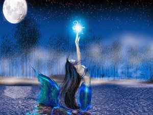 Moonlight Mermaid