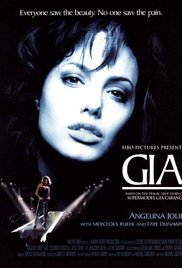 Movie Poster 1998 HBO Film, Gia