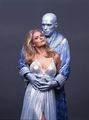 Mr. Freeze and Nora
