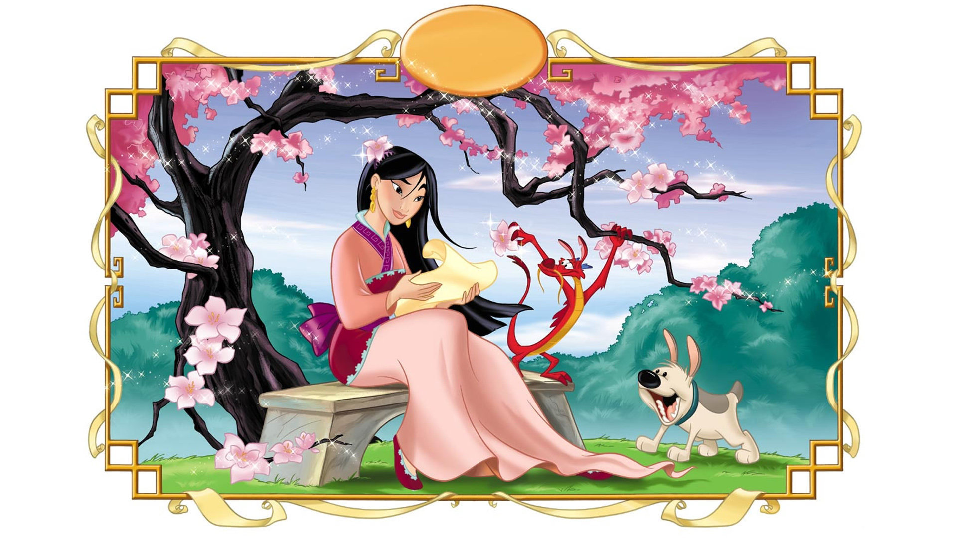 Mulan Images HD Wallpaper And Background Photos