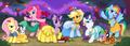My Little Pony as Disney Princesses - my-little-pony photo