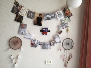 My new wall :)
