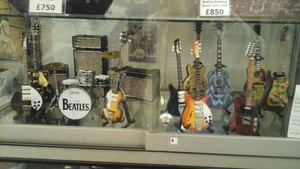 My visit to the London Beatles Store
