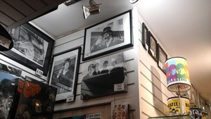 My visit to the Londres Beatles Store