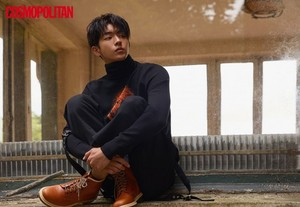 NAM JOO HYUK TRAVELS TO PARIS FOR COSMO