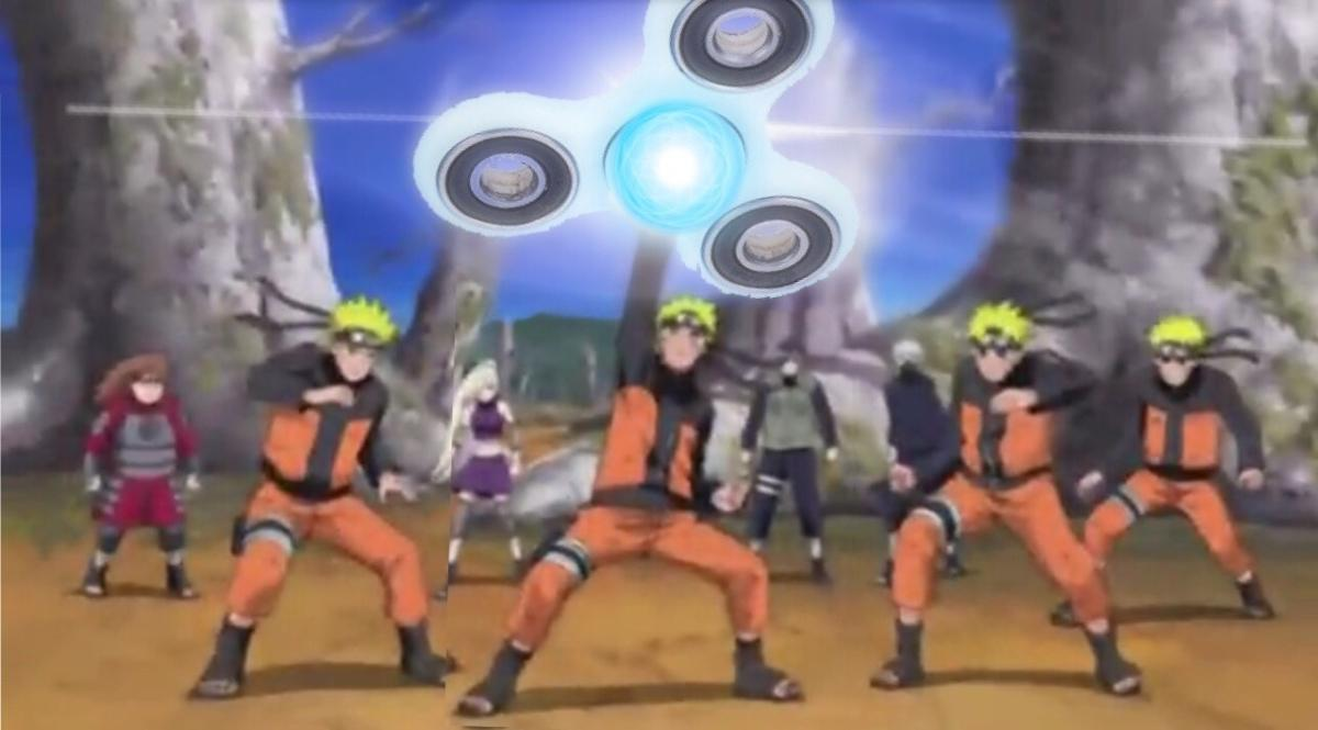 Nart Fidget Spinner - Naruto Photo (40636257) - Fanpop