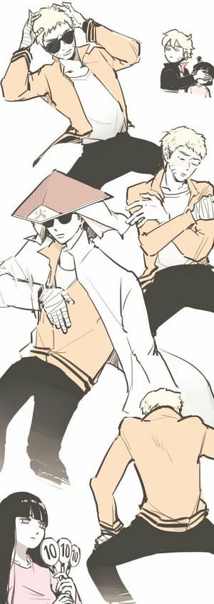 Наруто Dance