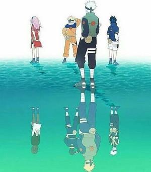Naruto || Team 7