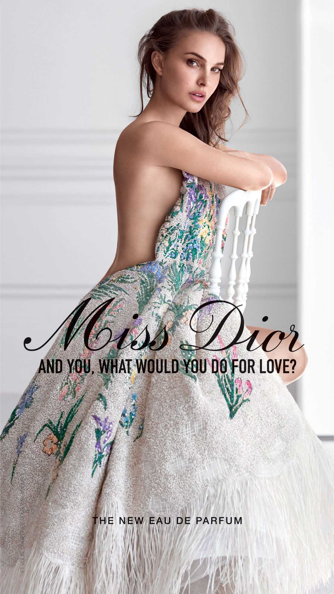 Natalie (Miss Dior)