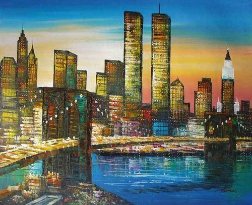 Beautiful Things 壁纸 entitled New York City At Night