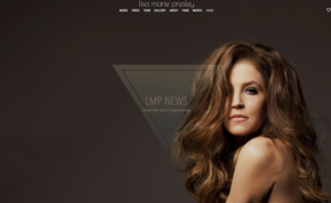 New fotos from lisamariepresley.com
