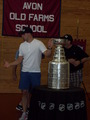 Nick Bonino and the Stanley Cup - pittsburgh-penguins photo