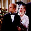 Frasier photo called Niles and Poppy